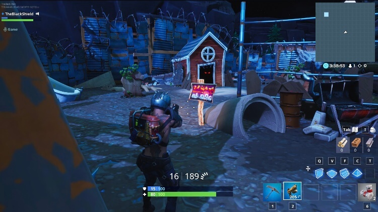 The Night Shift Nightmare Fortnite Creative Map Codes Dropnite Com This video was inspired by one of the readings i saw by a very excellent youtuber: the night shift nightmare fortnite