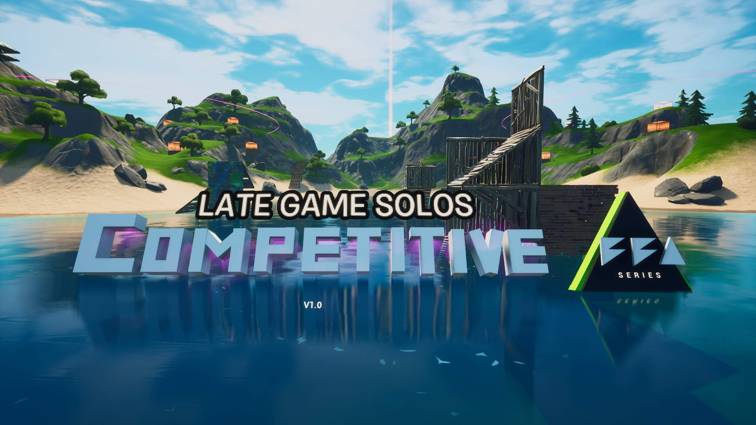 LATE GAME SOLOS - HIGH FPS FFA