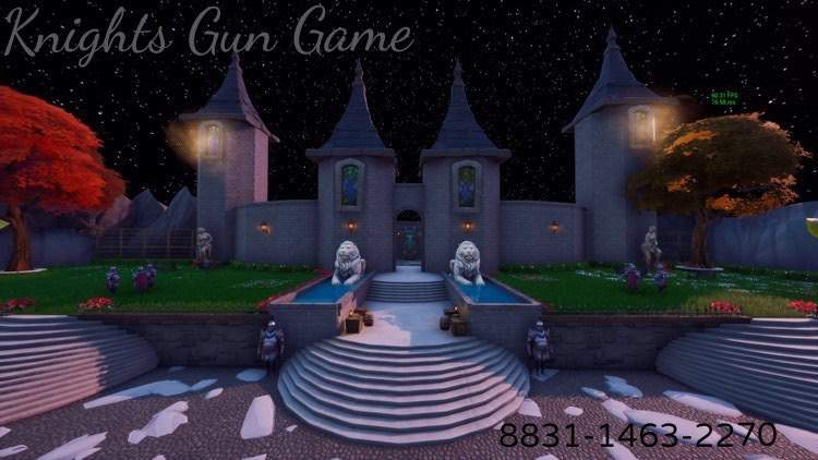 KNIGHTS GUN GAME