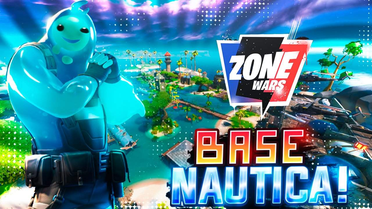 ZONE WARS: NAUTICAL BASE