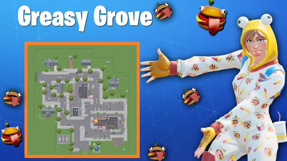 GREASY GROVE - CLOSE ENCOUNTERS