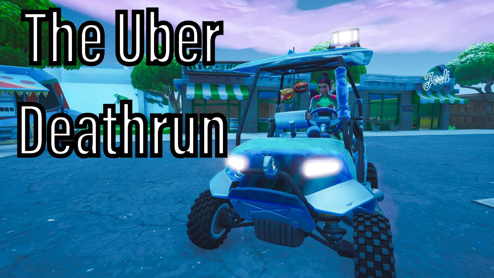 THE UBER DRIVER DEATHRUN