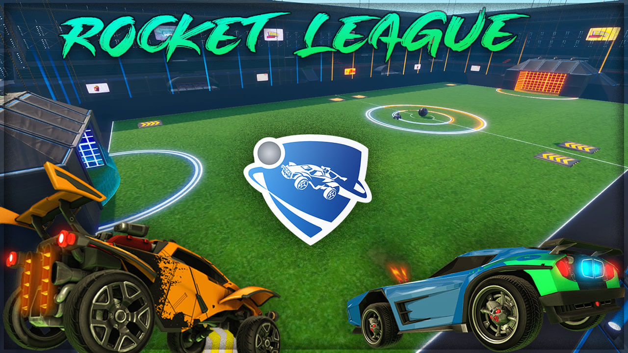 FORTNITE X ROCKET LEAGUE