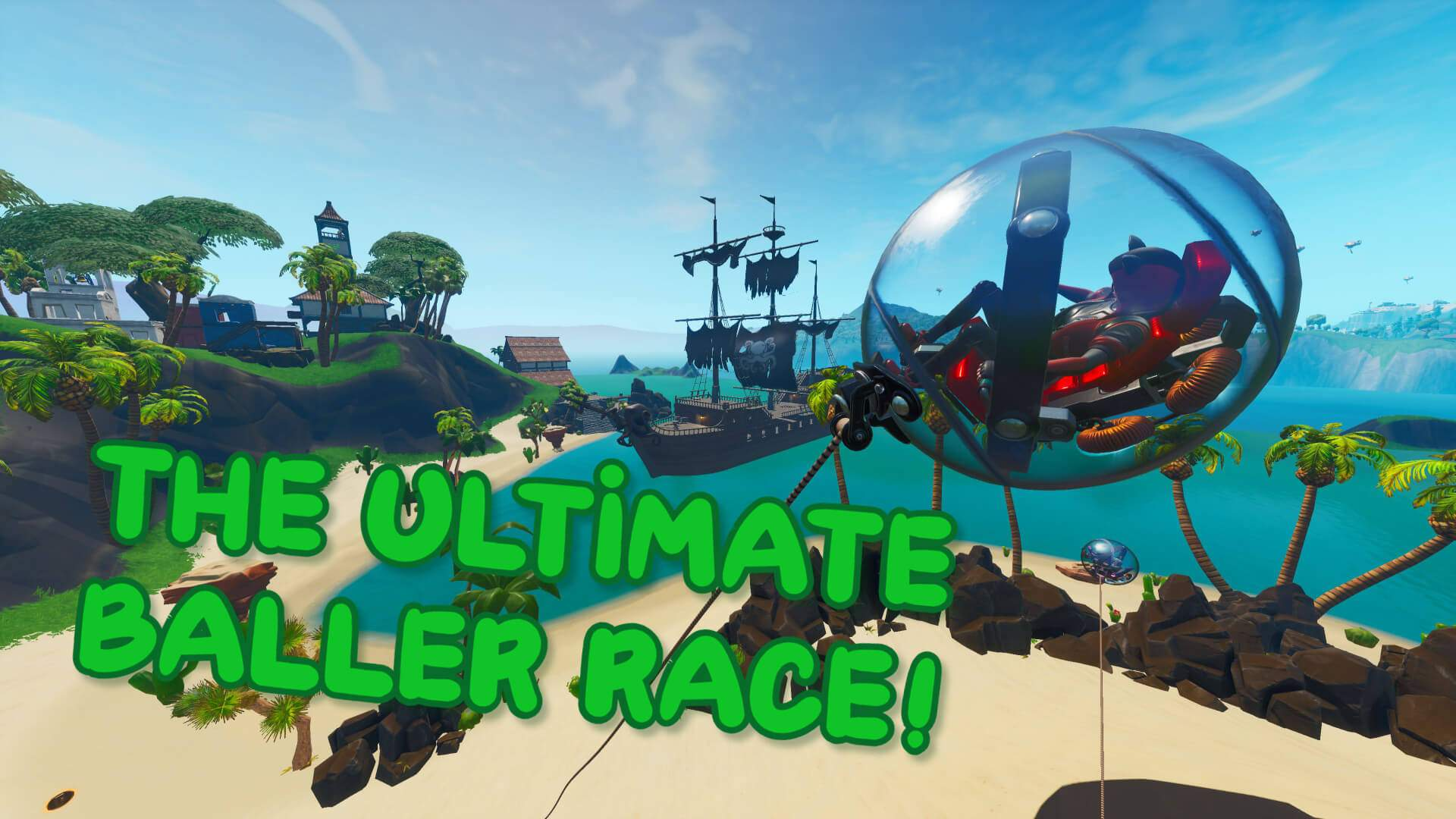 THE ULTIMATE BALLER RACE!