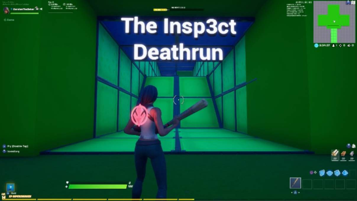 THE INSP3CT DEATHRUN