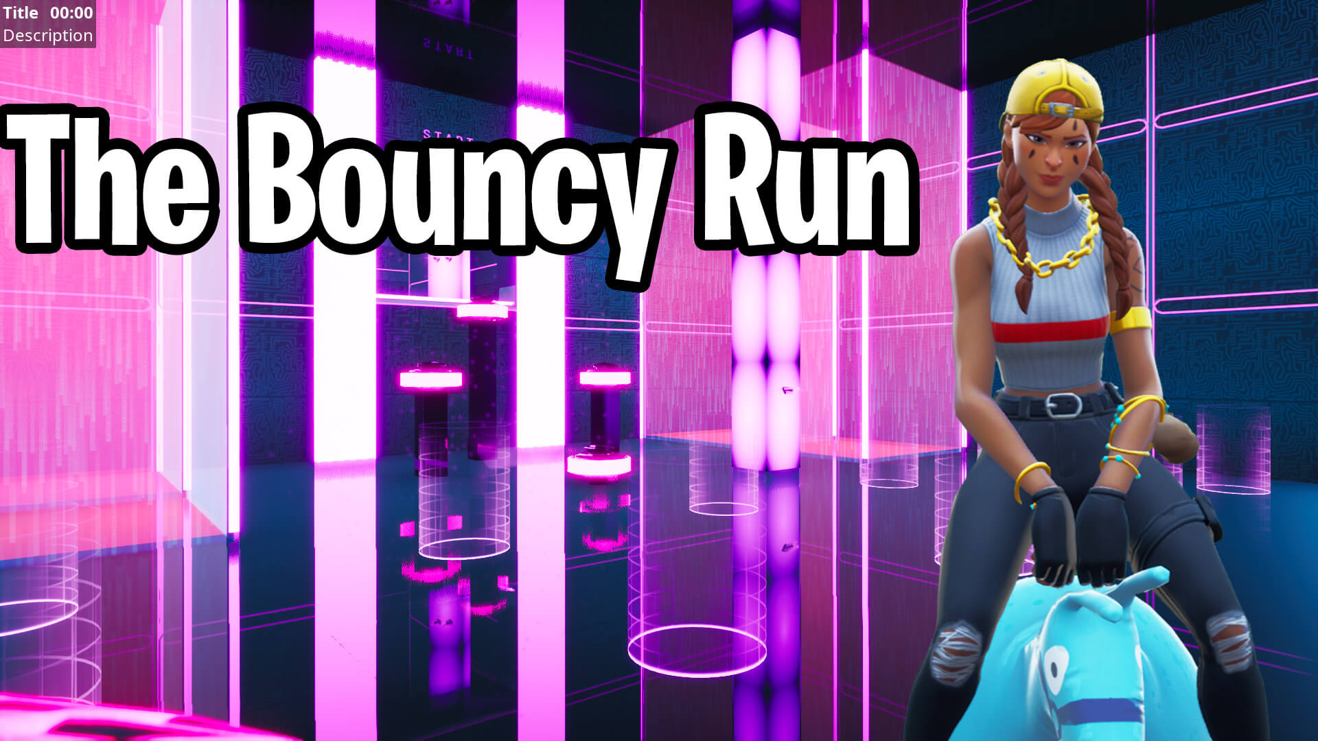 THE BOUNCY RUN