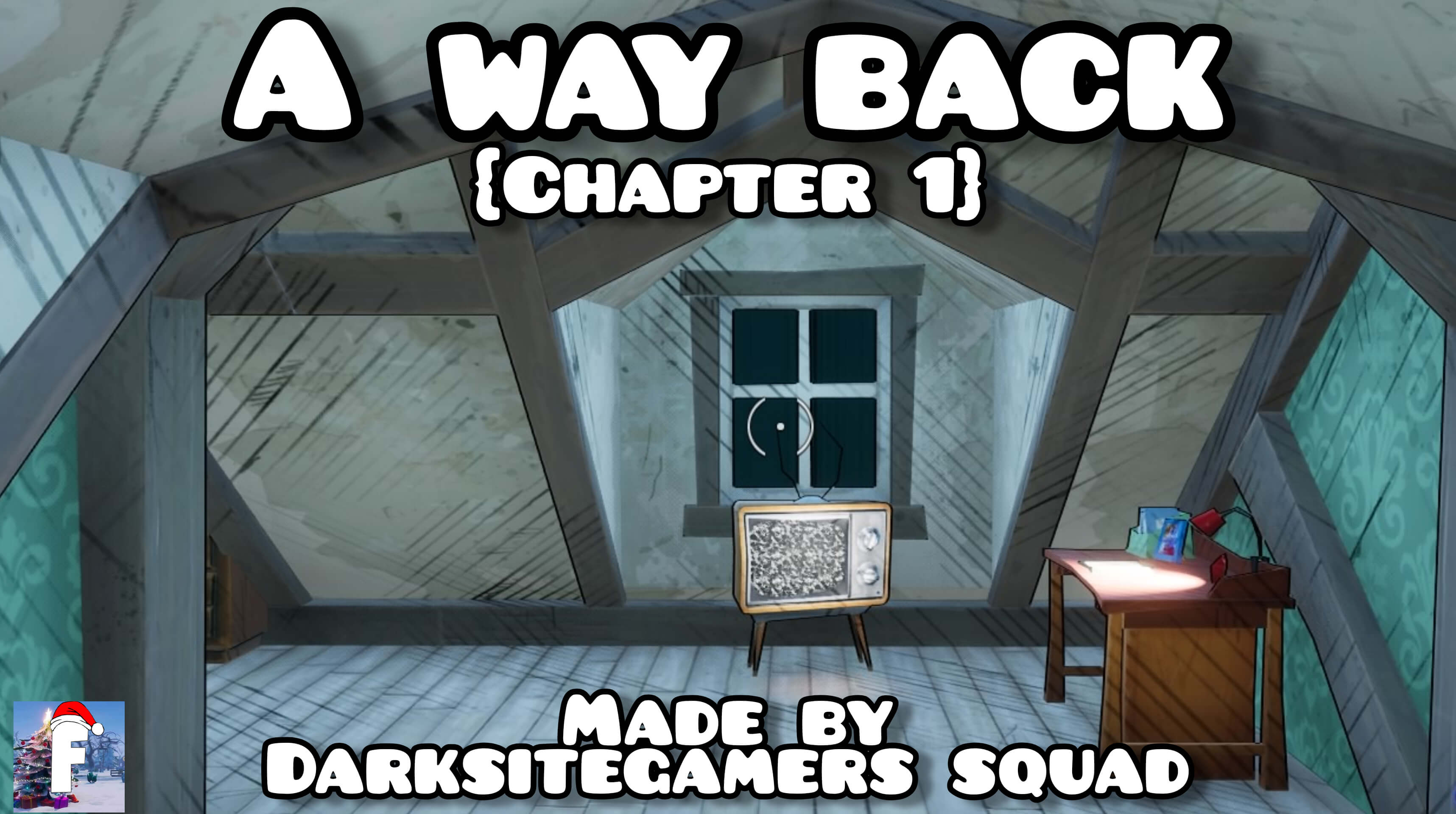 THE WAY BACK {CHAPTER 1}