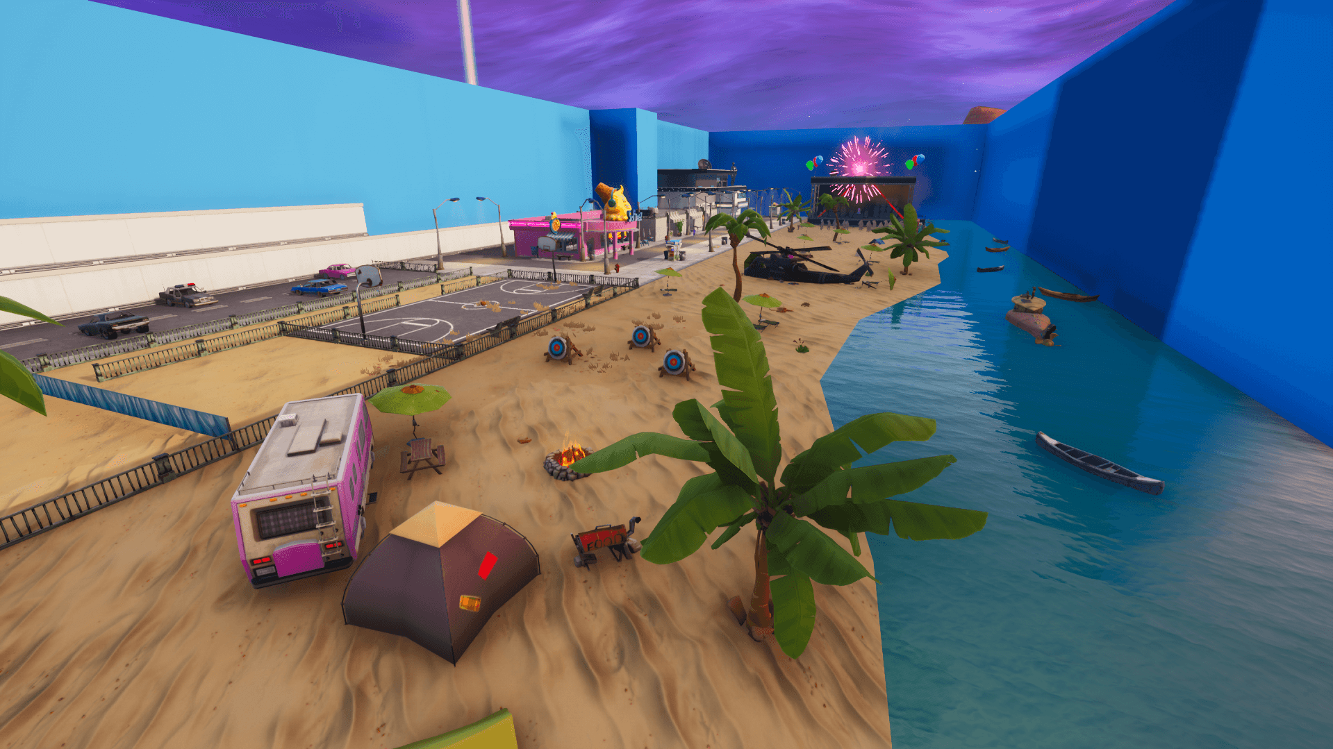 BEACH BASH PROP HUNT V1.1