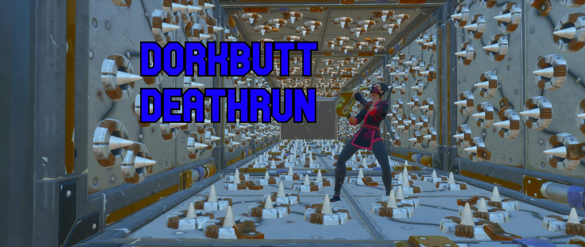 15 LEVEL DORKBUTT DEATHRUN