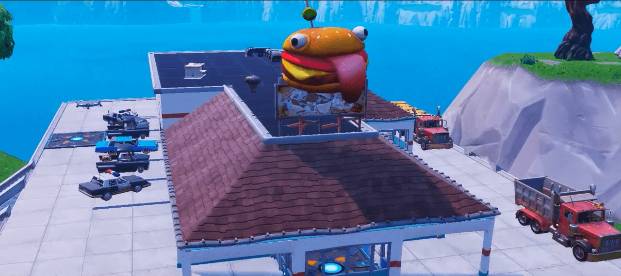CLASSIC FORTNITE V.9 -DURRBURGER RETURNS