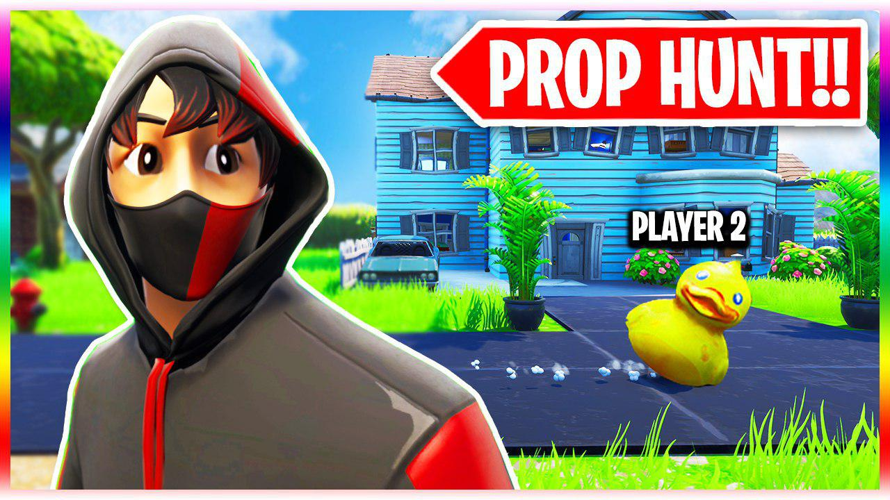PROP HUNT BY PROHENIS