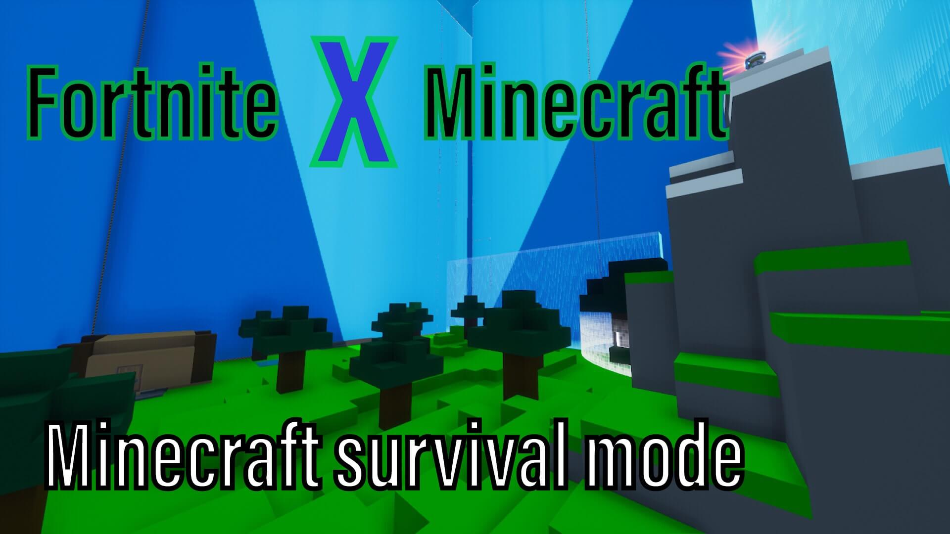 MINECRAFT SURVIVAL MODE