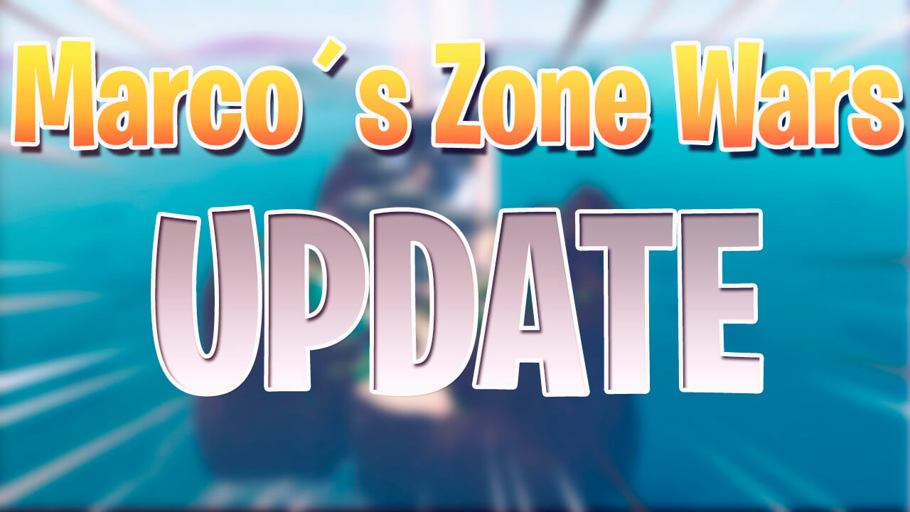 M4RCO'S ZONE WARS UPDATED