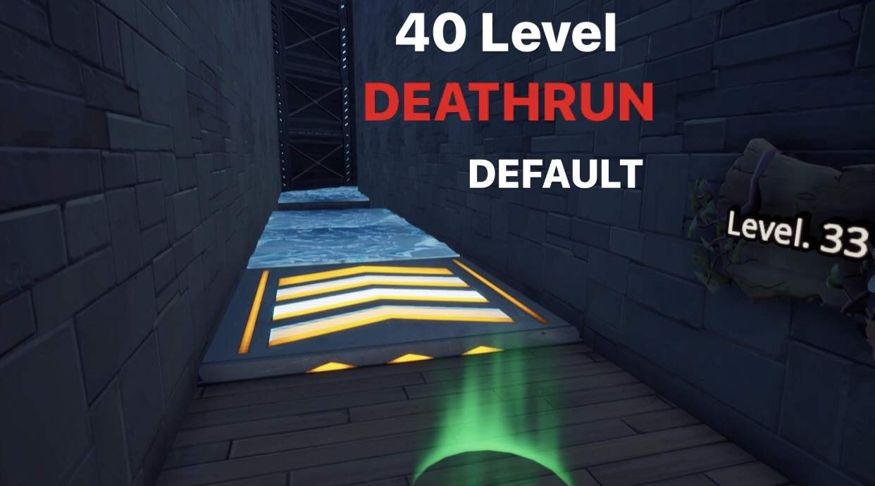 40 LEVEL DEFAULT CASTLE DEATHRUN