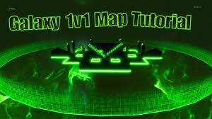 1V1 BUILDFIGHT MAP (NEON GREEN)