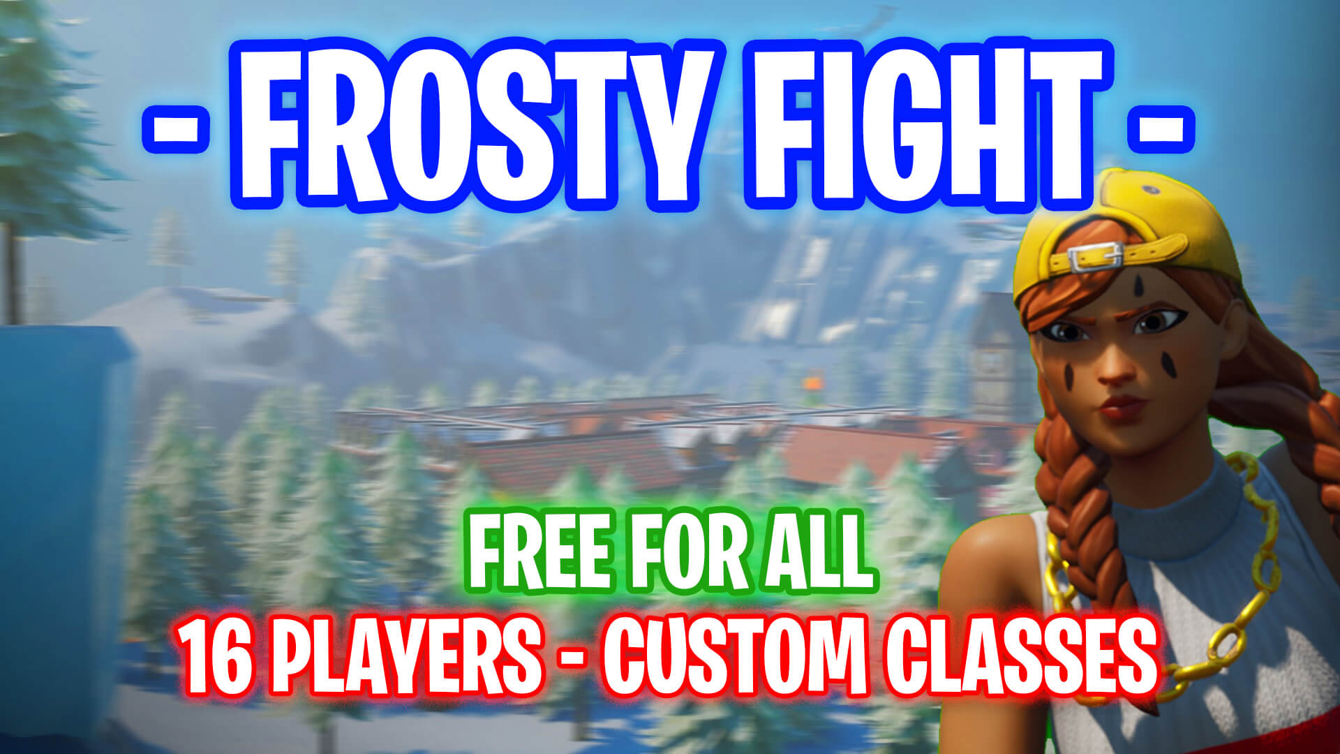 FROSTY FIGHT - FREE FOR ALL