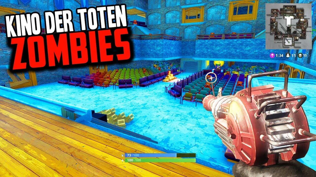 BO1 KINO DER TOTEN (WITH ZOMBIES)