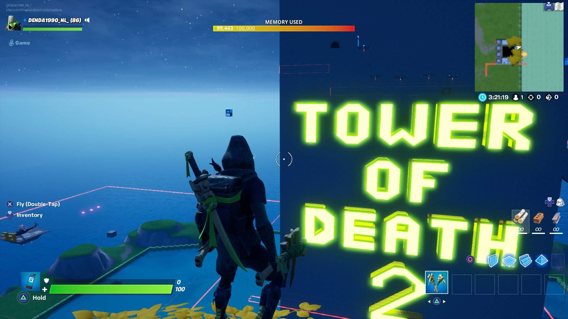 TOWER OF DEATH 2