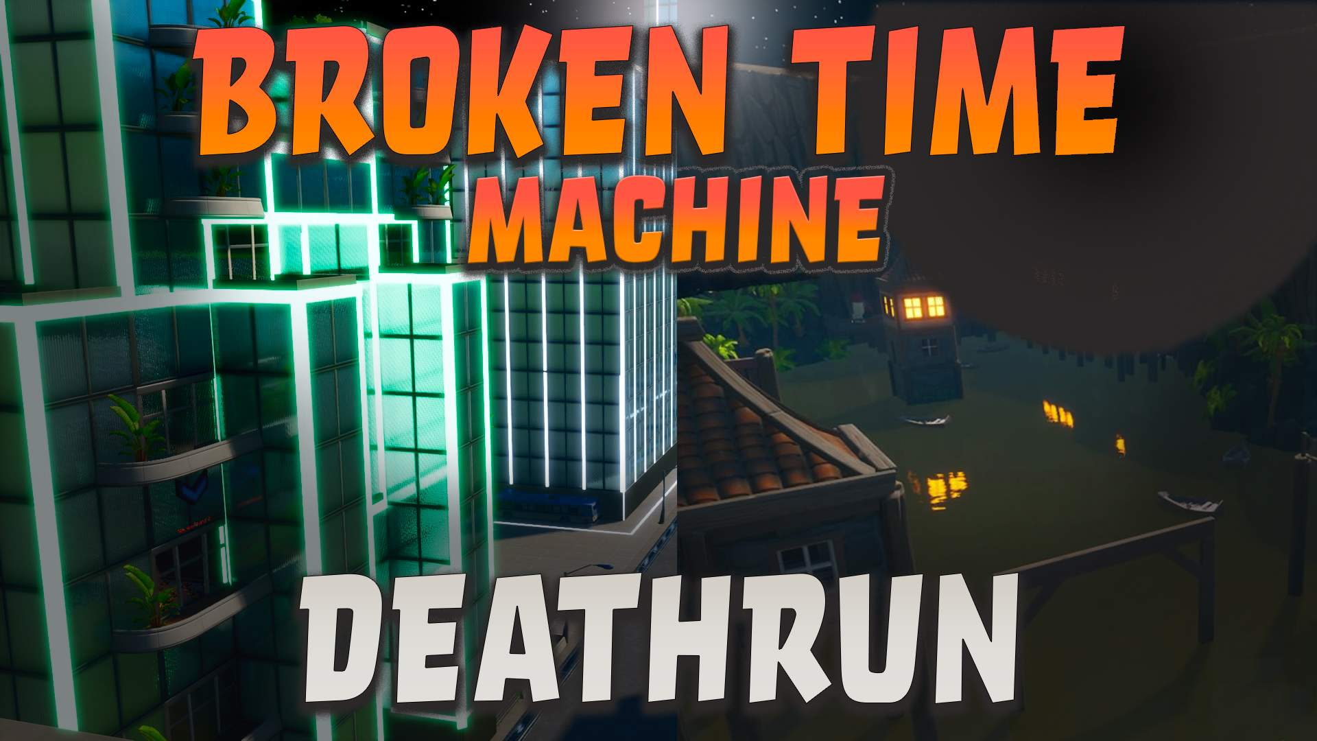 50 LEVEL BROKEN TIME MACHINE DEATHRUN!