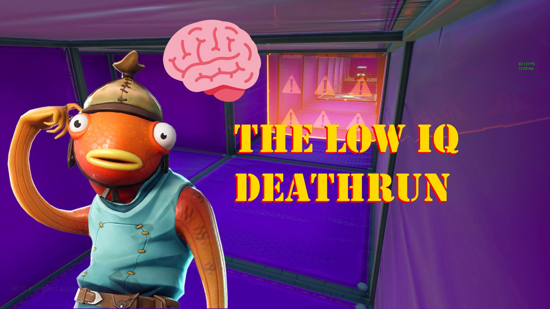 THE LOW IQ DEATHRUN BY PAN_GO