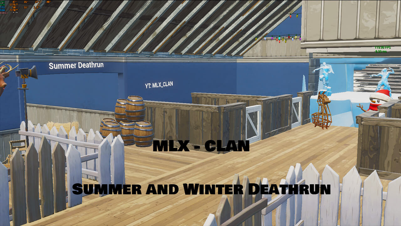 SUMMER AND WINTER DEATHRUN