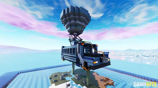 GIANT BATTLE BUS!
