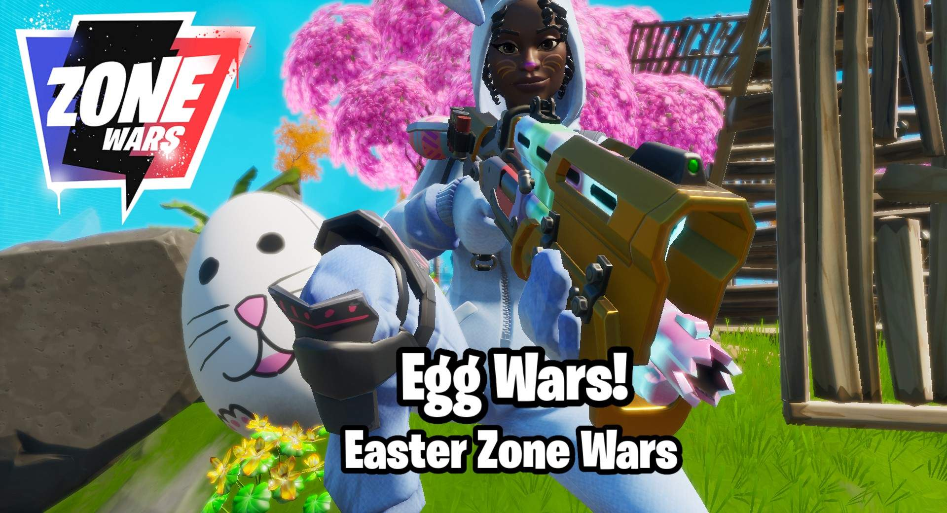 EGG WARS: AN EASTER ZONE WARS!