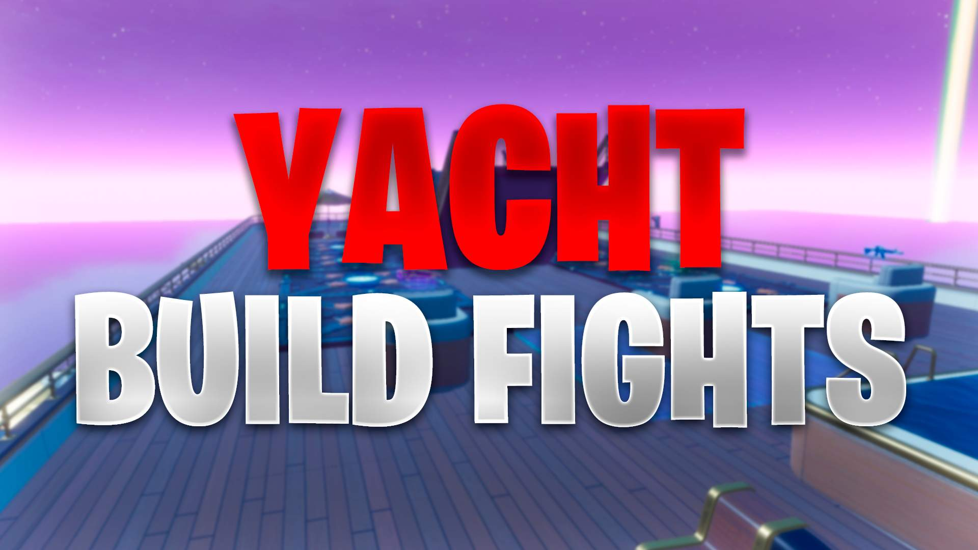 YACHT BUILDFIGHTS