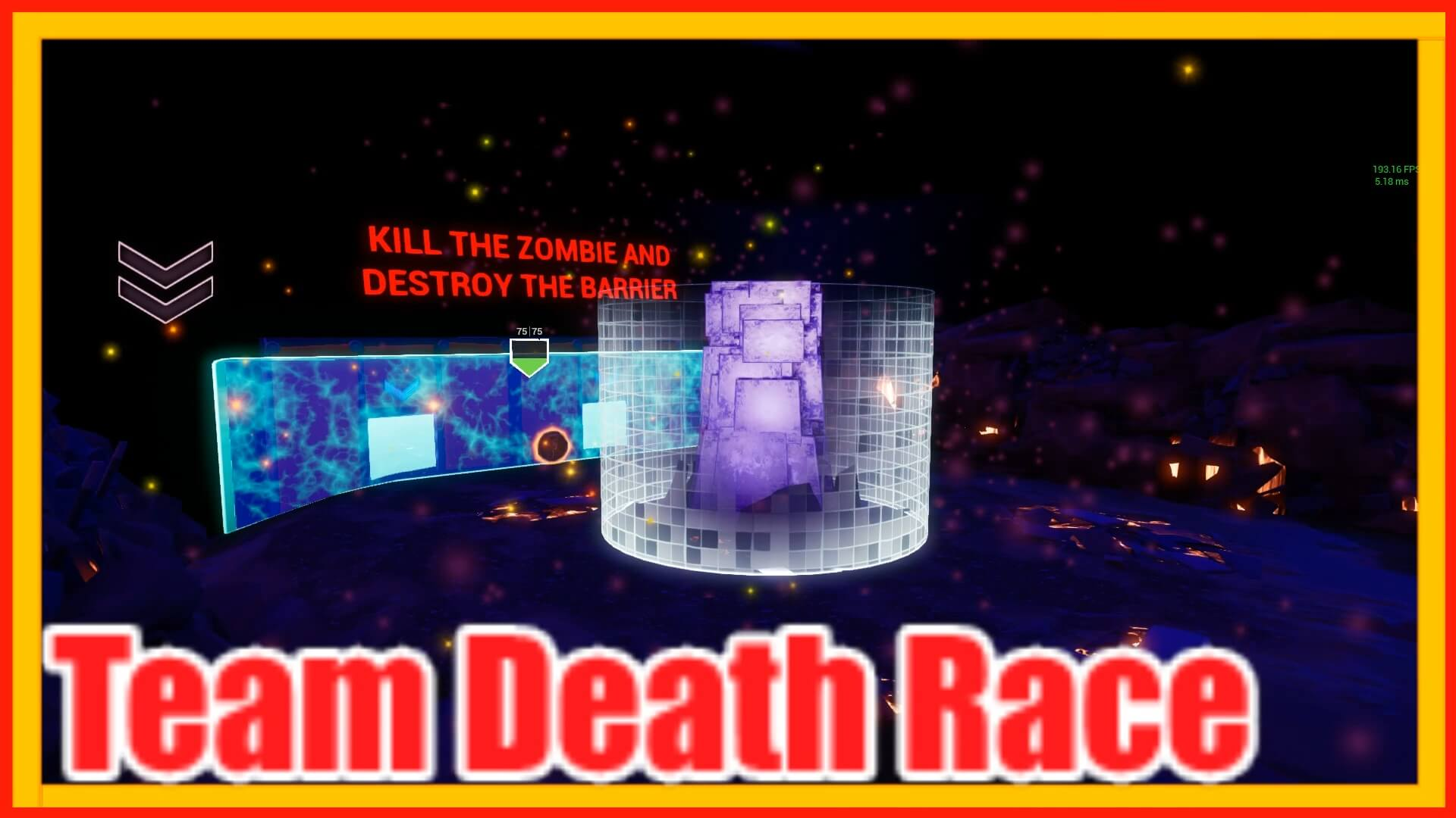 TEAM DEATHRACE ESCAPE 2.0 (DEATHRUN )