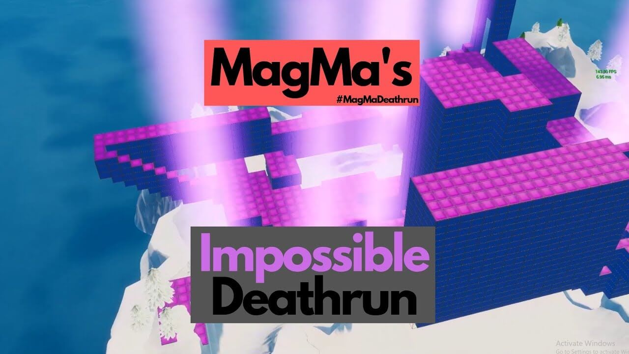 MAGMA'S IMPOSSIBLE DEATHRUN