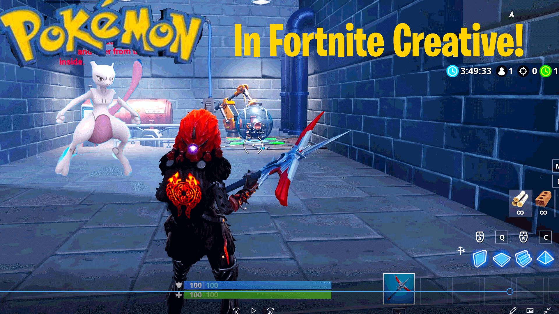 1V1 ARENA! (3 0) - Fortnite Creative Codes - Dropnite com