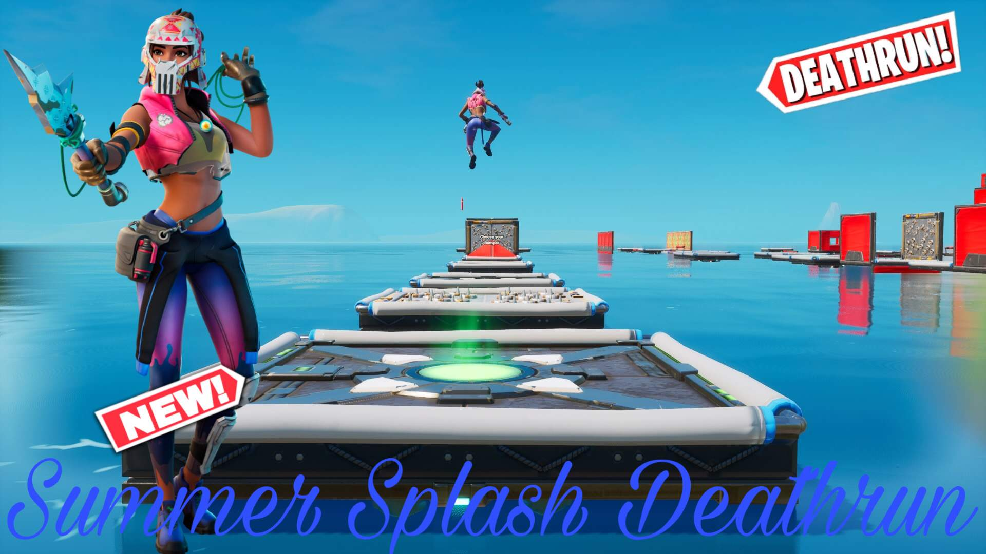 SUMMER SPLASH DEATHRUN