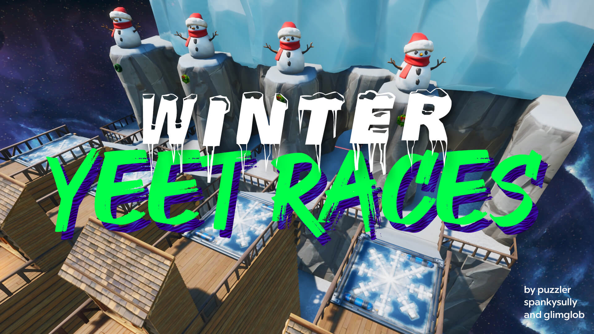 WINTER YEET RACES (CUSTOM)