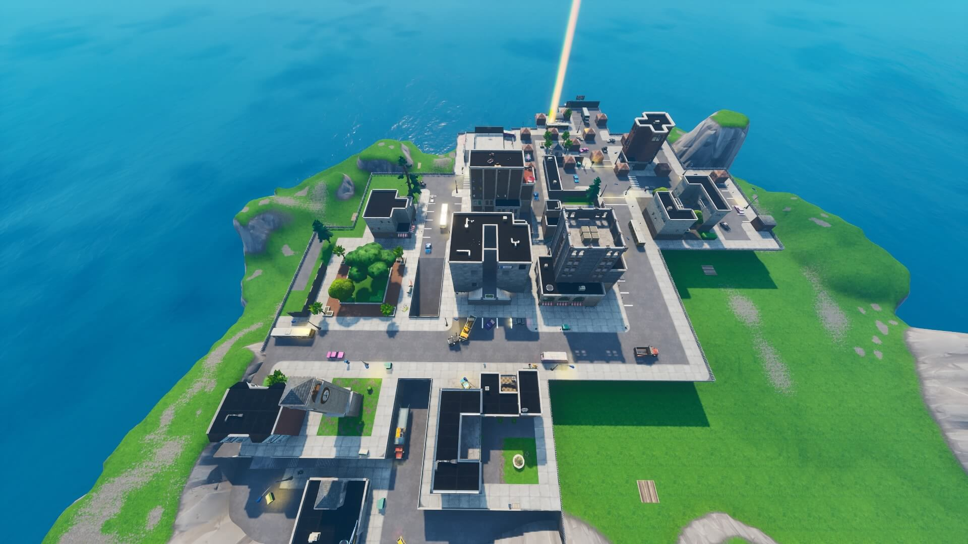 TILTED TOWERS UPHILL ZONE WARS (SOLO)