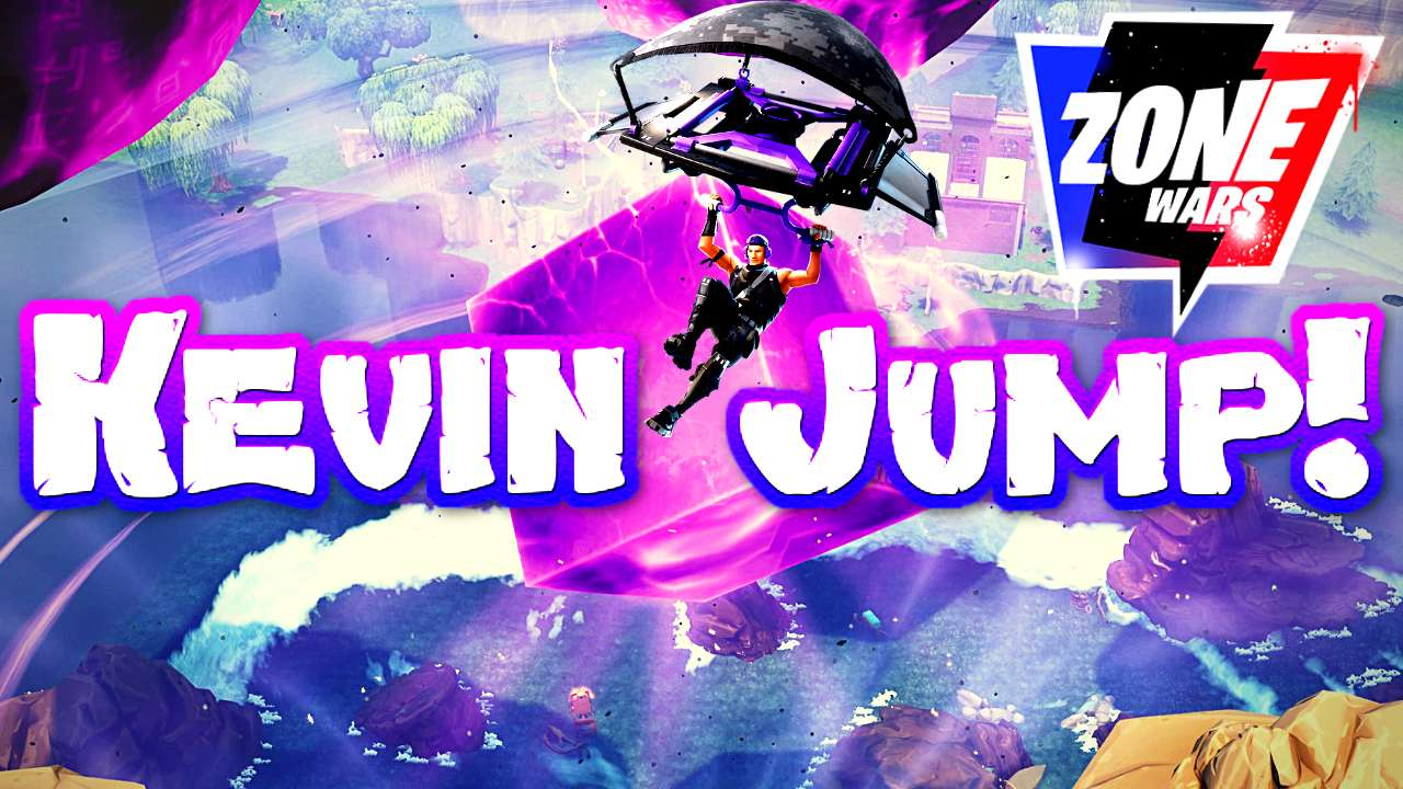 KEVIN JUMP! ZONE WARS