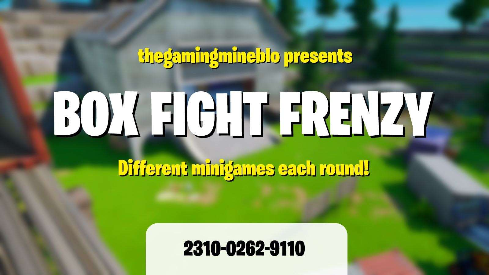 BOX FIGHT FRENZY