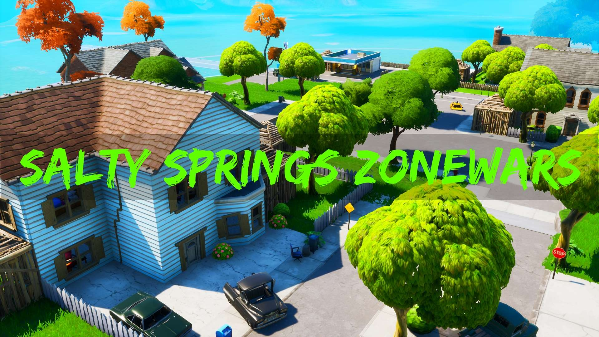 REALISTIC SALTY SPRINGS ZONE WARS
