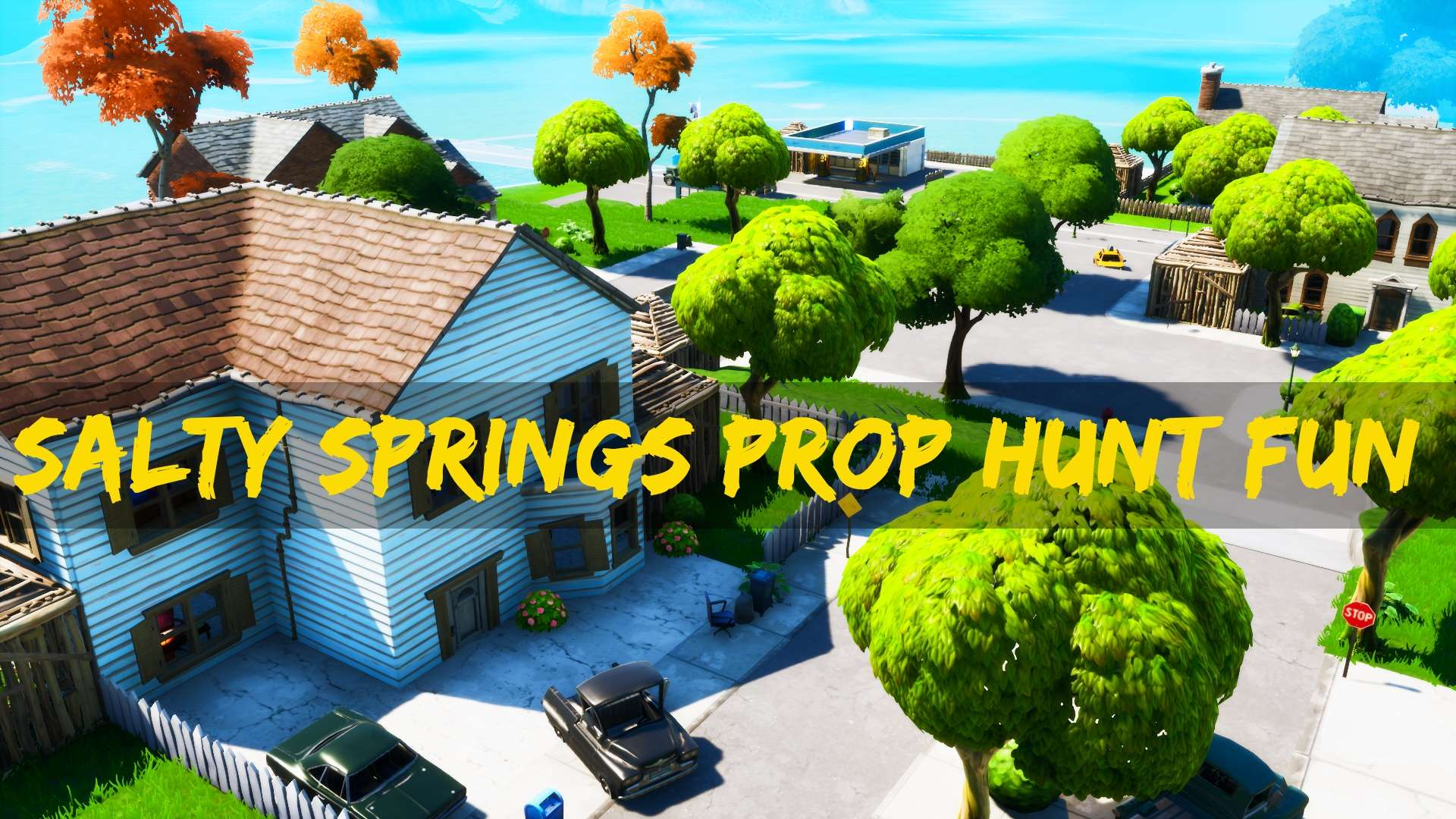 PROP HUNT SALTY SPRINGS