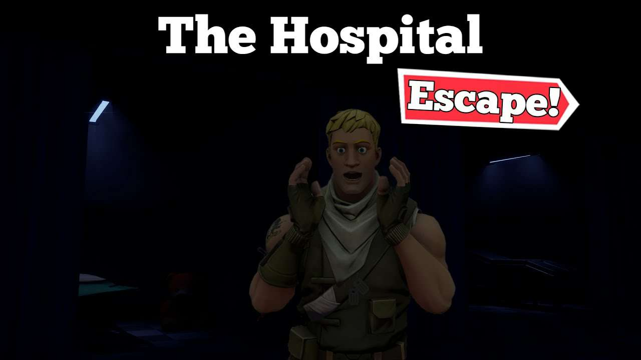 THE HOSPITAL ESCAPE ROOM (HORROR)