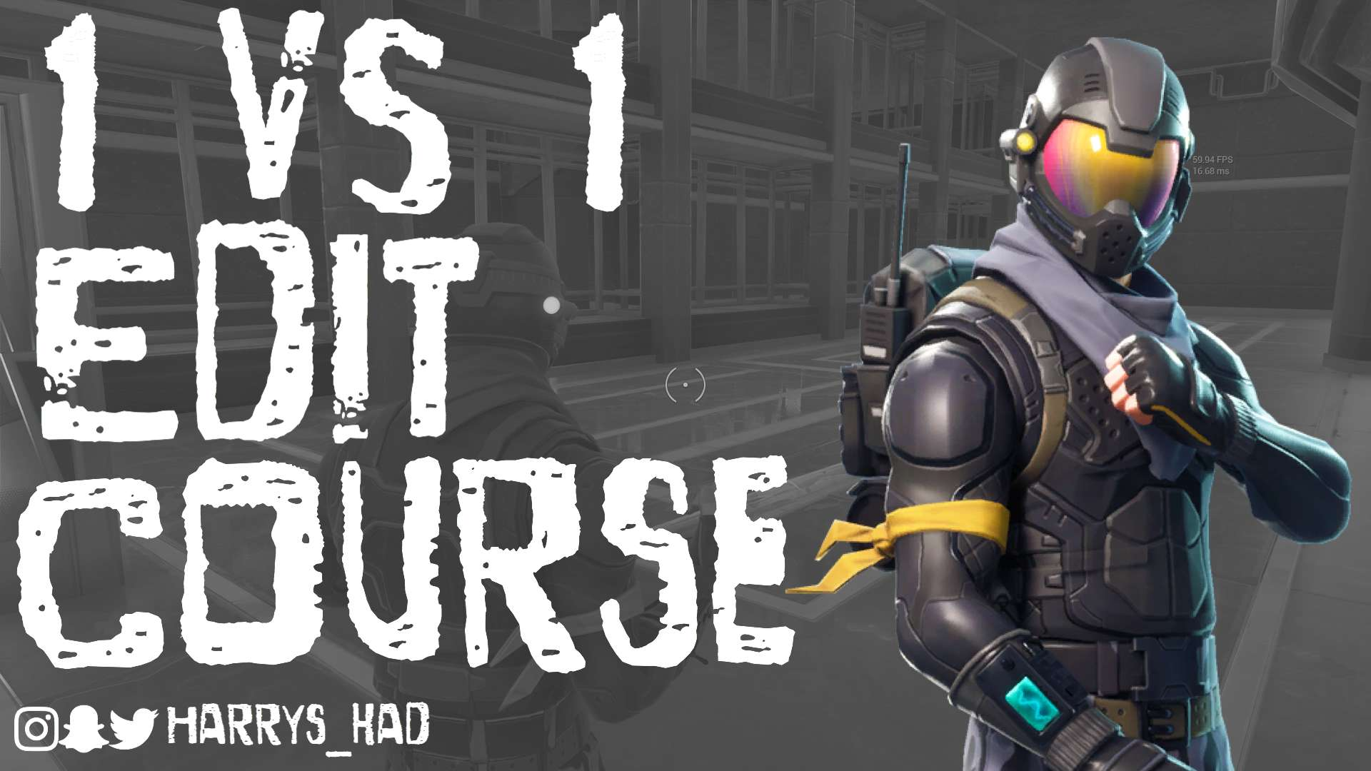 1 VS 1 EDIT COURSE