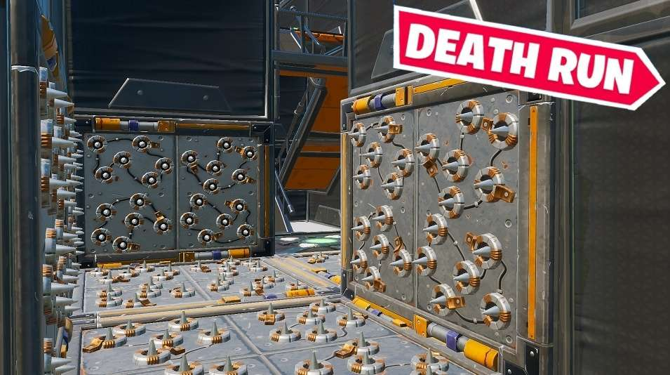 33 LEVEL DEFAULT DEATHRUN
