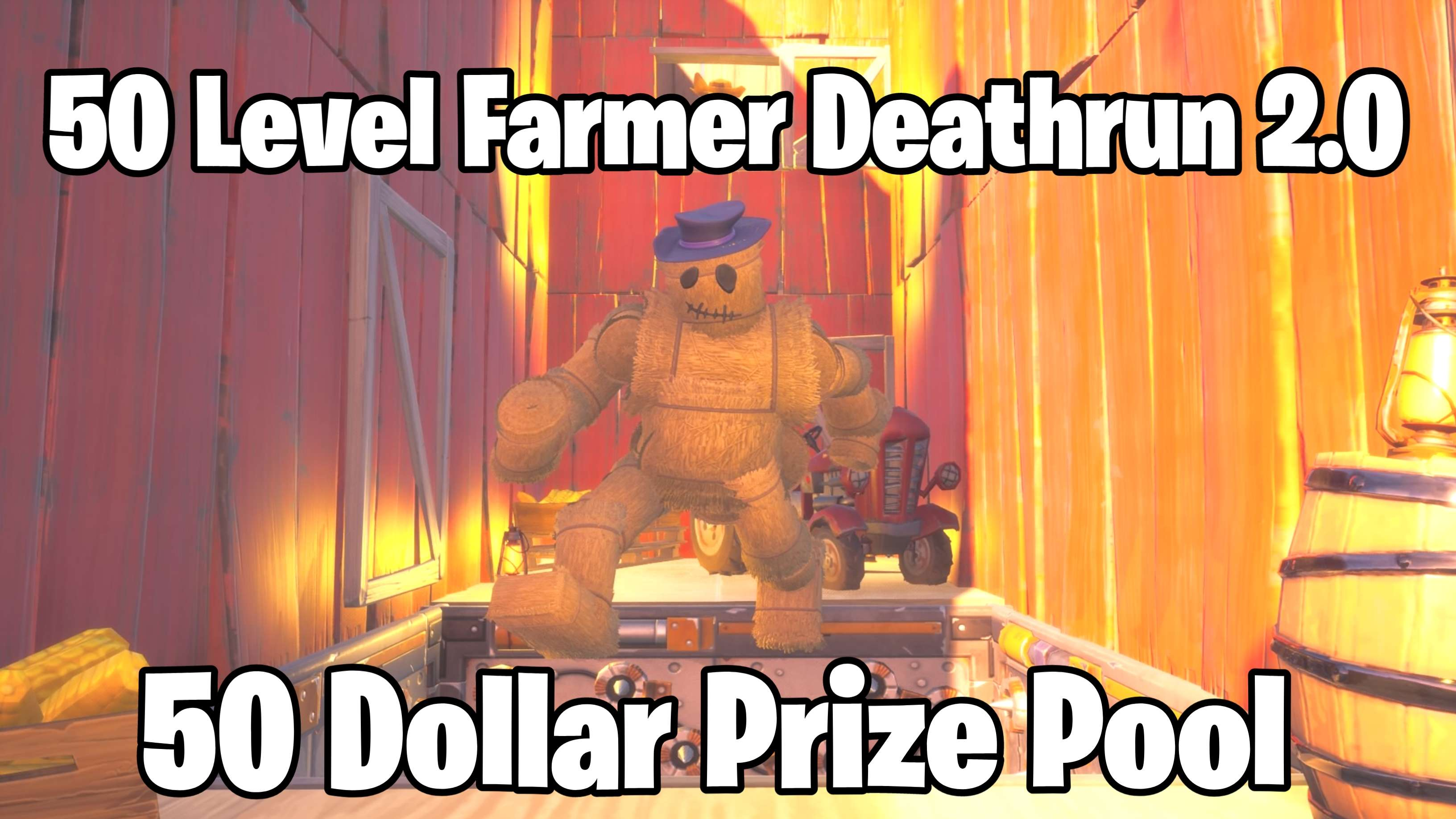 50 LEVEL FARMER DEATHRUN 2.0