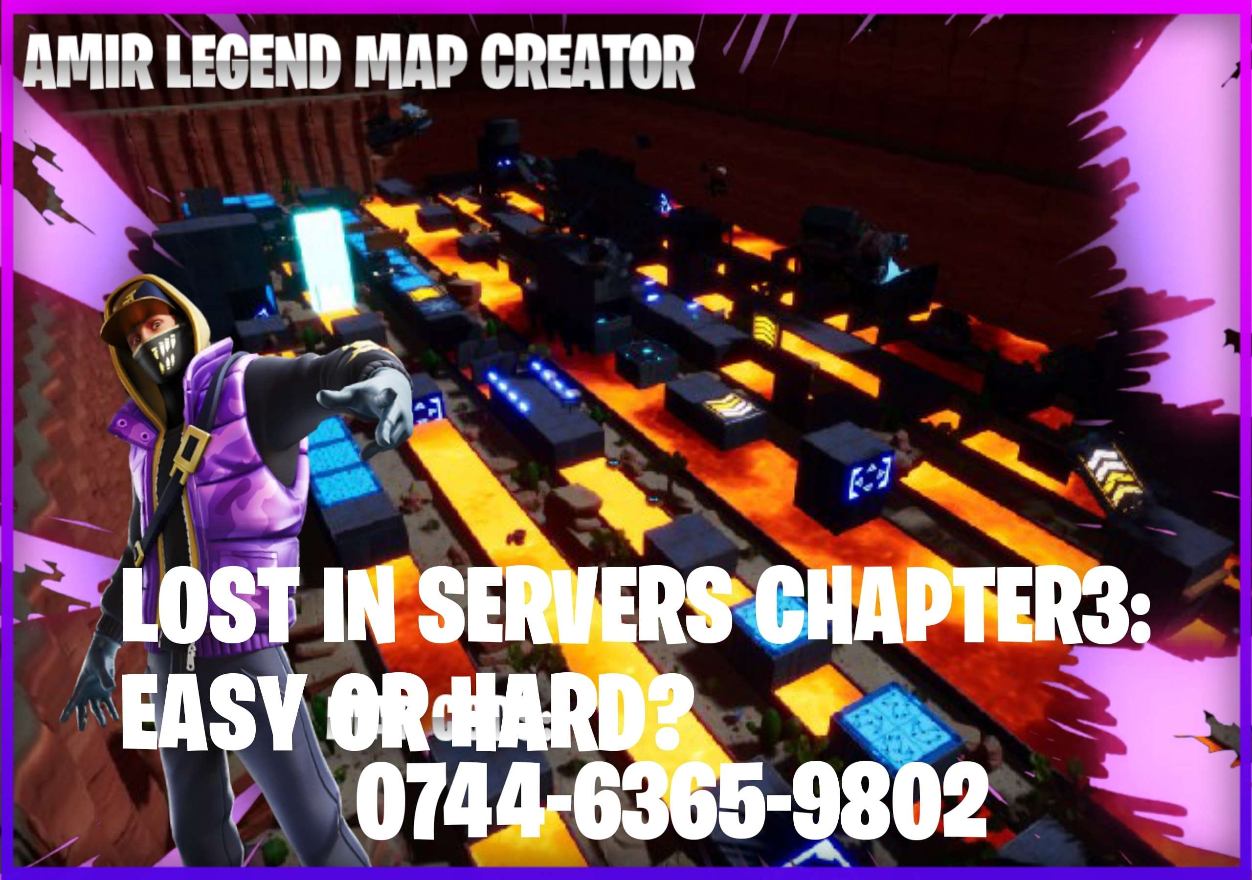 LOST IN SERVERS CHAPTER3EASY OR HARD