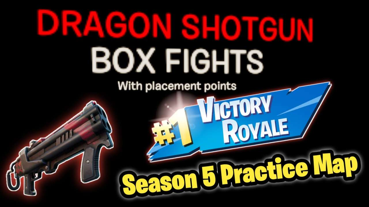 S5 DRAGON CHARGE TAC BOX FIGHTS PRACTICE