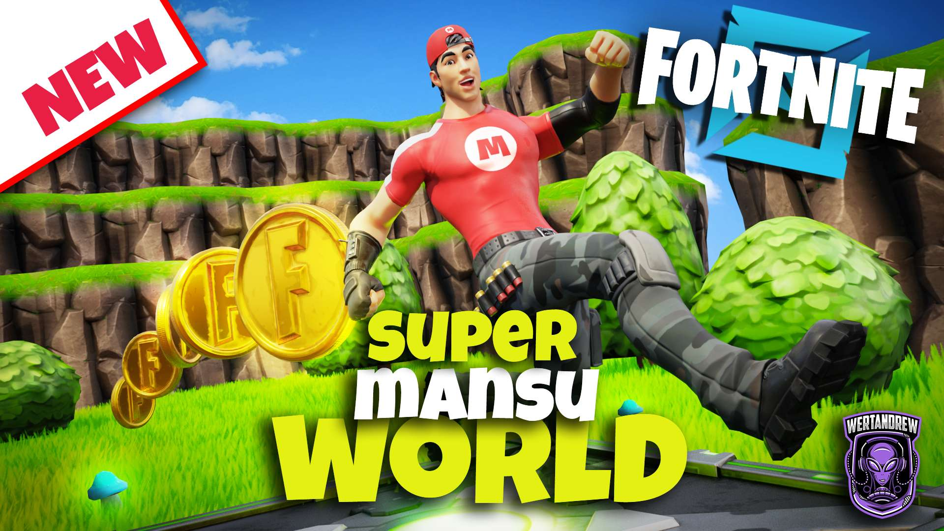 🍄SUPER MANSU WORLD🍄